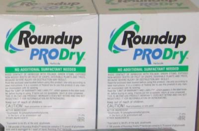 Round Up (Dry packs)