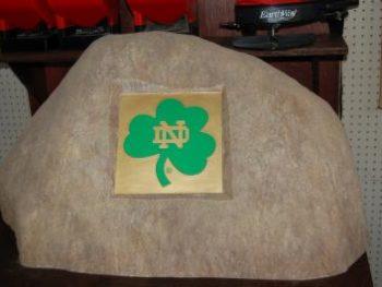 Notre Dame Mock Rock