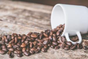 Tiffany's Coffee cup